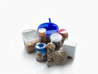 Bijzondere verpakkingsvormen